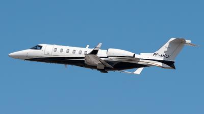 PP-MPJ - Bombardier Learjet 45 - Alljet Táxi Aéreo
