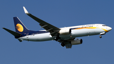 VT-JBR - Boeing 737-86N - Jet Airways