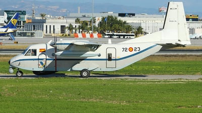 TR.12D-79 - CASA C-212-200 Aviocar - Spain - Air Force