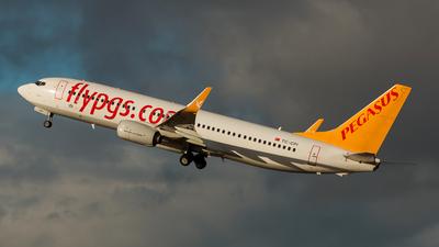 TC-CPI - Boeing 737-82R - Pegasus Airlines