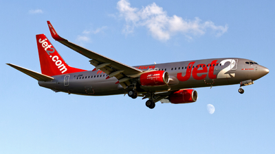 G-JZHR - Boeing 737-8MG - Jet2.com