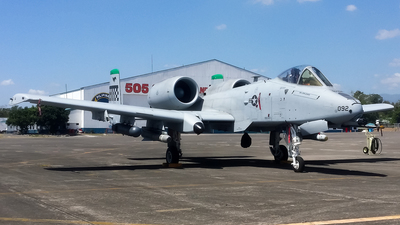 79-0092 - Fairchild A-10C Thunderbolt II - United States - US Air Force (USAF)
