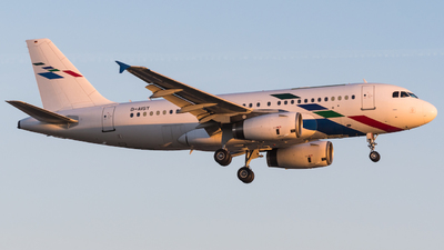 D-AISY - Airbus A319-133(CJ) - Private