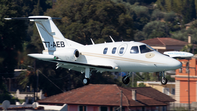 T7-AEB - Eclipse Aviation Eclipse 500 - Eclipse Aviation
