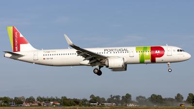 A picture of CSTJK - Airbus A321251N - TAP Air Portugal - © Kris Van Craenenbroeck