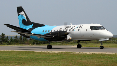 C-GANR - Saab 340B - Pascan Aviation