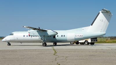 A picture of CFJXZ - De Havilland Canada Dash 8300 - [264] - © Tim Lowe