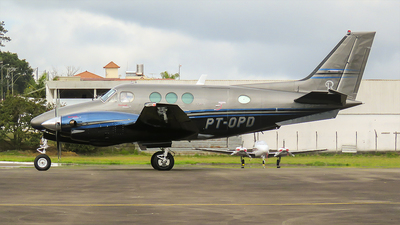 PT-OPD - Beechcraft C90 King Air - Private
