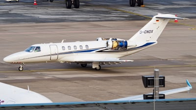 D-CNOX - Cessna 525C CitationJet 4 - E-Aviation