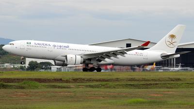 TC-OCE - Airbus A330-223 - Saudi Arabian Airlines (Onur Air)