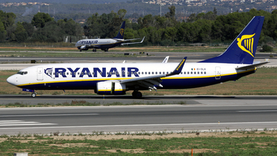 A picture of EIDLK - Boeing 7378AS - Ryanair - © Javier Rodriguez - Amics de Son Sant Joan