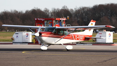 D-EIKF - Reims-Cessna FR172K Hawk XP II - Private