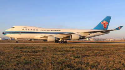 B-2473 - Boeing 747-41BF(SCD) - China Southern Airlines