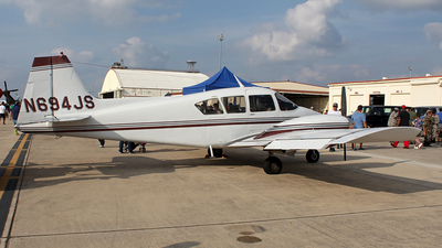 A picture of N694JS - Piper PA23160 Apache - [231571] - © toyo_69pr