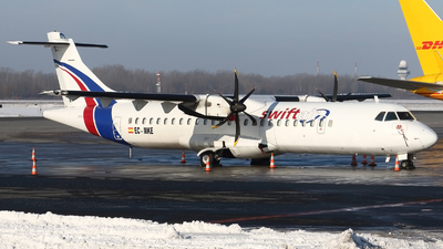 A picture of ECMKE - ATR 72500 - Swiftair - © Pawel Cieplak