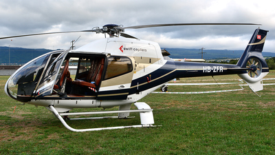 A picture of HBZFR - Airbus Helicopters H120 - [1378] - © Sven Zimmermann