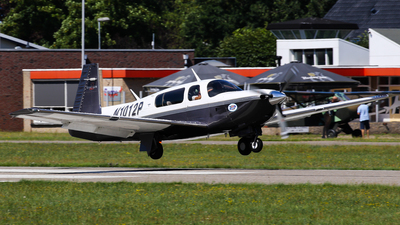 N1012P - Mooney M20R Ovation - Private
