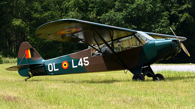 D-EHCB - Piper L-18C Super Cub - Private