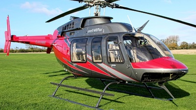 G-HUMM - Bell 407 - Century Aviation