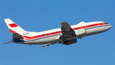 B-4053 - Boeing 737-3Q8 - China - Air Force