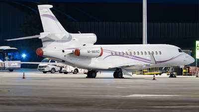M-WANG - Dassault Falcon 7X - Private