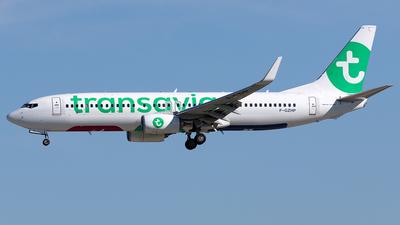 F-GZHP - Boeing 737-8K2 - Transavia France