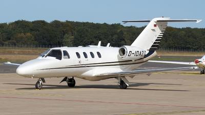 D-IDAZ - Cessna 525 Citationjet CJ1 - Donau-Air-Service