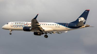 XA-GAG - Embraer 190-100LR - Aeroméxico Connect