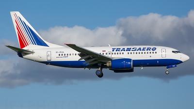 EI-RUL - Boeing 737-7K9 - Transaero Airlines