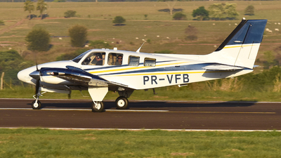 PR-VFB - Beechcraft 58 Baron - Private