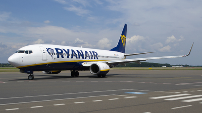 A picture of EIDCM - Boeing 7378AS - Ryanair - © Martin Bernict