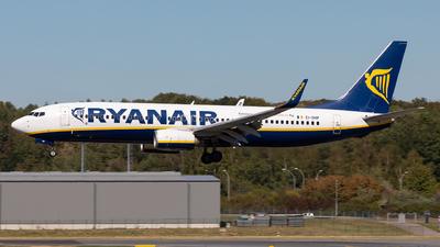 A picture of EIDHP - Boeing 7378AS - Ryanair - © Sebastian Sowa
