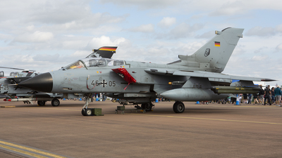 46-05 - Panavia Tornado IDS - Germany - Air Force