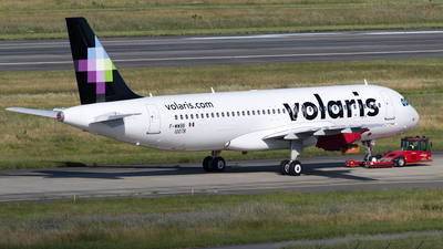 F-WWBB - Airbus A320-271N - Volaris