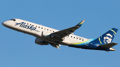 N402SY - Embraer 170-200LR - Alaska Airlines (Skywest Airlines)