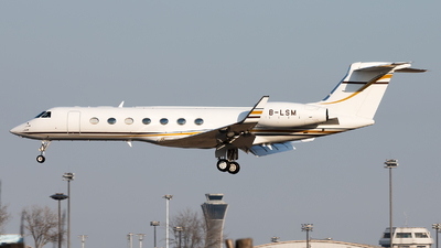 B-LSM - Gulfstream G550 - Private