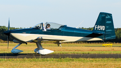 F-PJVD - Vans RV-7A - Private