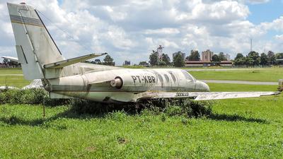 PT-KBR - Cessna 500 Citation - Private