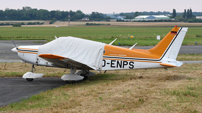 D-ENPS - Piper PA-28-151 Cherokee Warrior - Private