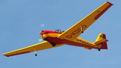 D-KDCO - Scheibe SF.25C Falke - Private