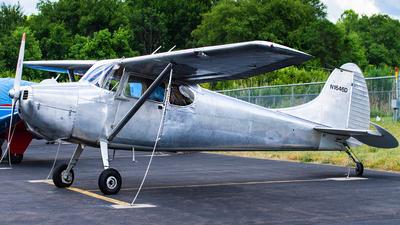 N1646D - Cessna 170B - Private