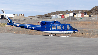 C-GFQP - Bell 212 - Canadian Helicopters