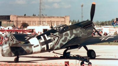 G-BOML - Hispano HA1112 M1L Buchon - Private