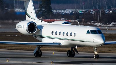 RA-10203 - Gulfstream G550 - Jet Air Group