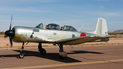 NX25CJ - Nanchang CJ-6A - Private
