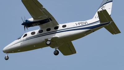 I-PDVI - Tecnam P2012 Traveller - Cape Air