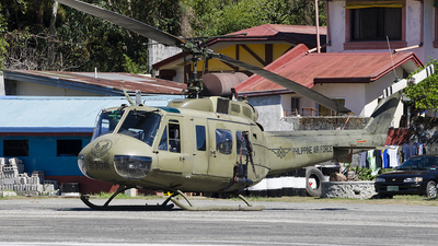 8308 - Bell UH-1D Iroquois - Philippines - Air Force