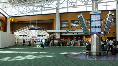 KPDX - Airport - Terminal