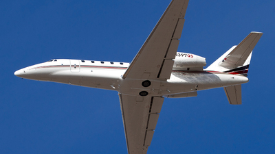 N397QS - Cessna 680 Citation Sovereign - NetJets Aviation