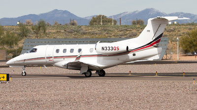 N333QS - Embraer 505 Phenom 300 - NetJets Aviation
